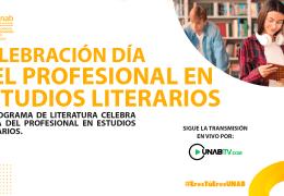 Celebración Día Del Profesional en Estudios Literarios