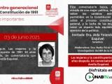 Las Mujeres y la Constituyente de 1991 30 Años Después