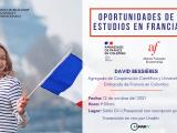 Oportunidades de Estudios en Francia