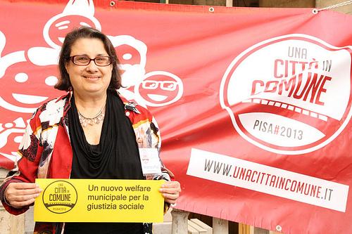 Anna Maria Rossi: la mia candidatura