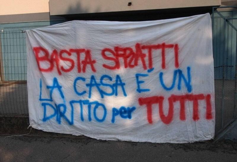 Solidarietà agli attivisti anti-sfratti. Il Comune di Pisa faccia scelte giuste