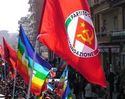 Sostegno e solidarietà ai compagni e alle compagne del PRC di Pontedera