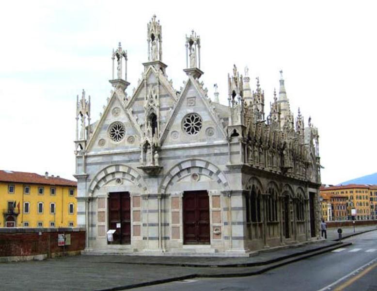 Interpellanza: Apertura Chiesa della Spina