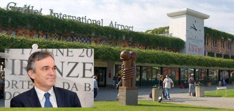 Question time: Piano esternalizzazioni sistema aeroportuale toscano