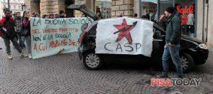 manifestazione studenti 27 febbraio-2