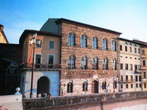 Palazzo Gambacorti Pisa