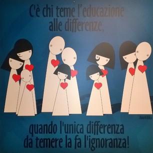 Riva Mancina [3 luglio] : Educare alle differenze, un progetto di libertà e responsabilità