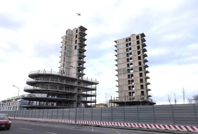 Pisa: la scellerata urbanistica 'alla Bulgarella'
