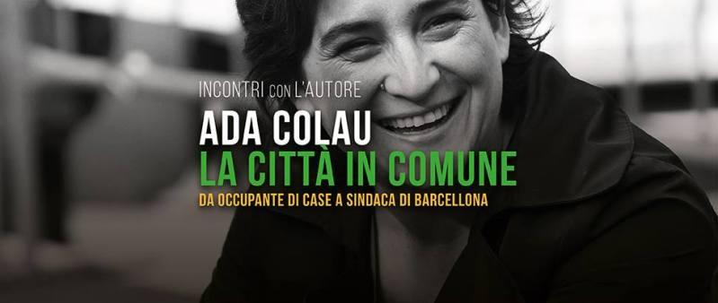 Ada Colau: La città in comune