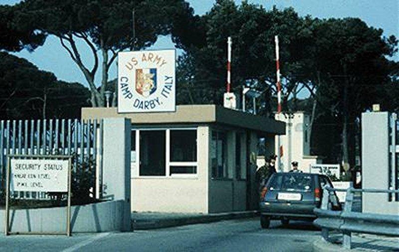 Interpellanza: Ruolo del comune di Pisa e della Navicelli sui lavori di potenziamento della base di Camp Darby