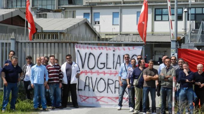 Sostegno ai lavoratori dei Cantieri di Pisa