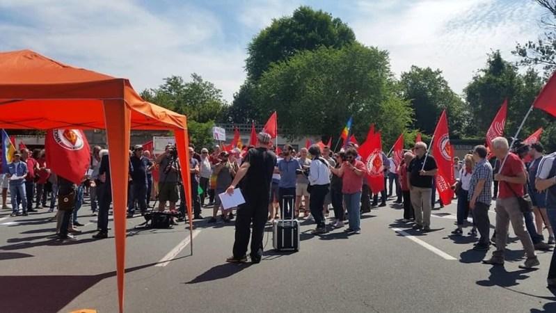 """Diritti in Comune: """"Contro la guerra, il 2 giugno manifesteremo a Camp Darby"""""""