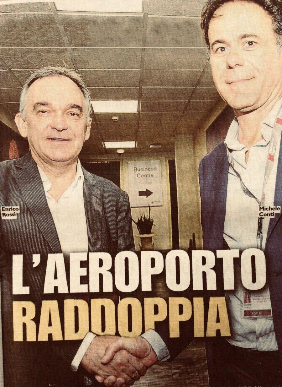 Tra magnati argentini e arabi gli aeroporti di Pisa e Firenze diventano come casette del Monopoli
