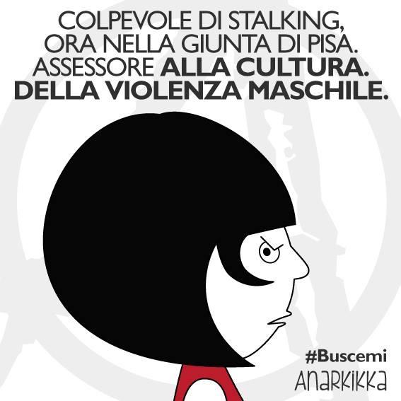 Casa della Donna: Appello a scendere in piazza per la rimozione di Andrea Buscemi da assessorato alla cultura
