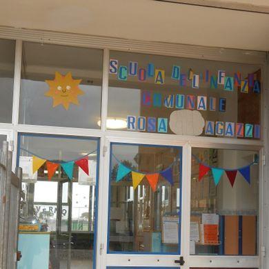 Ordine del giorno: Riattivazione sezione dei 3 anni alla scuola Agazzi