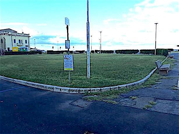 Marina di Pisa, quella fermata dell'autobus è una vergogna