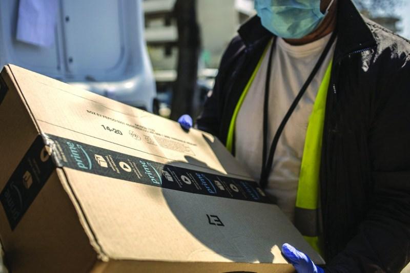 Mozione: Sostegno alle mobilitazioni dei lavoratori delle aziende fornitrici per Amazon del servizio di consegna