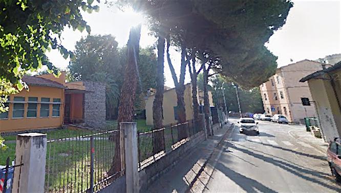 Sicurezza stradale all'asilo San Biagio. L'immobilismo della Giunta Conti
