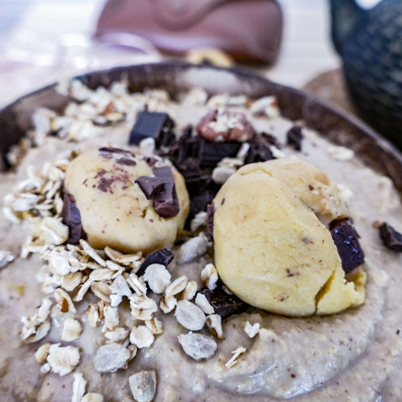 Cookies Dough Energy Balls