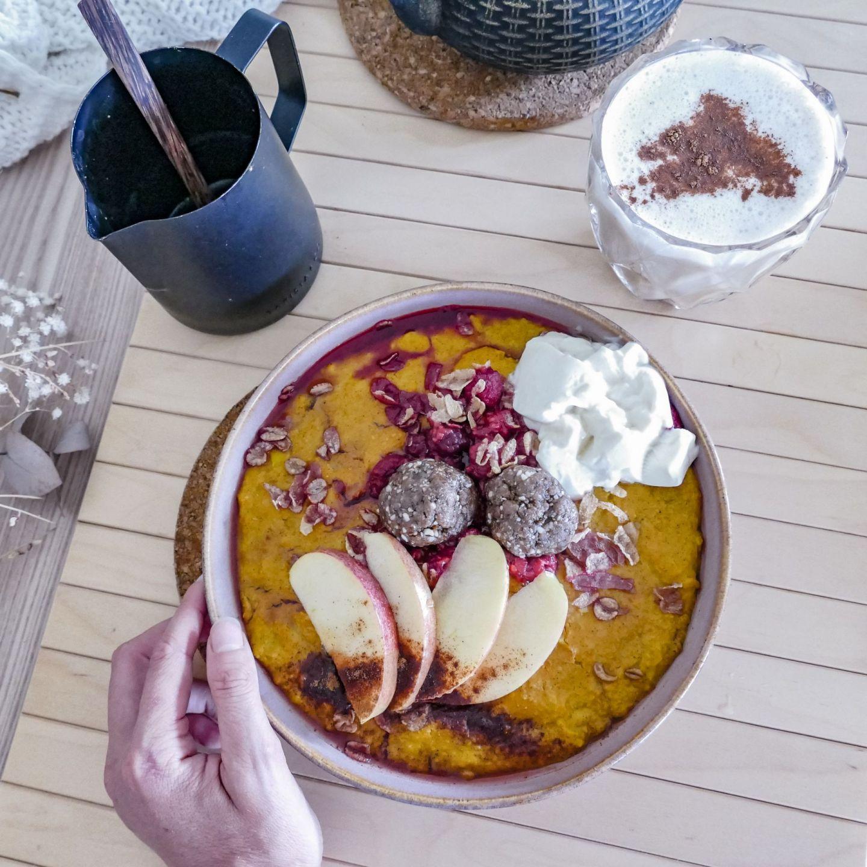 Curcuma Porridge
