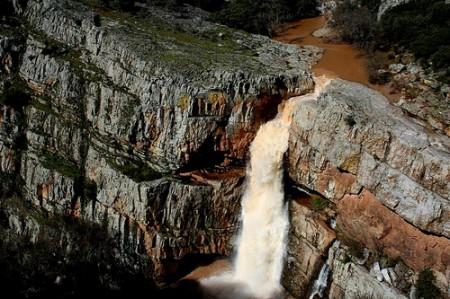 Cascada la Cimbarra