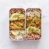 Riso con lenticchie e curry