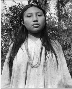 Margarita de Bonampak 1949