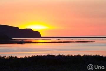 sol de medianoche islandia dia 5