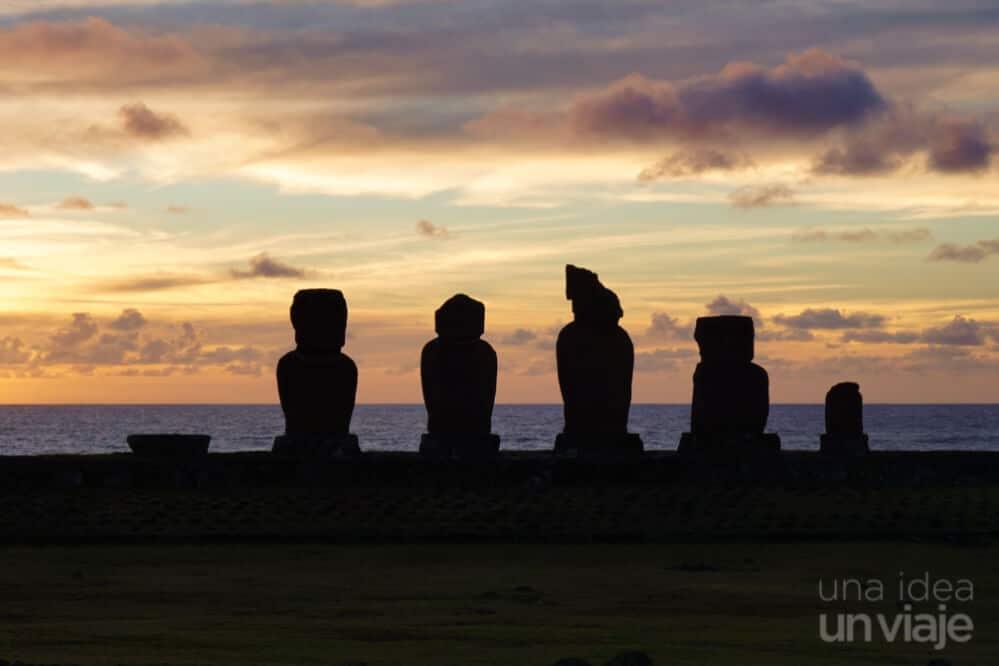 Ahu Tahai - Isla de Pascua