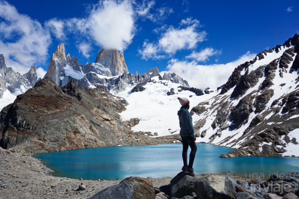 Qué visitar en Argentina - Laguna de los Tres, el Chaltén