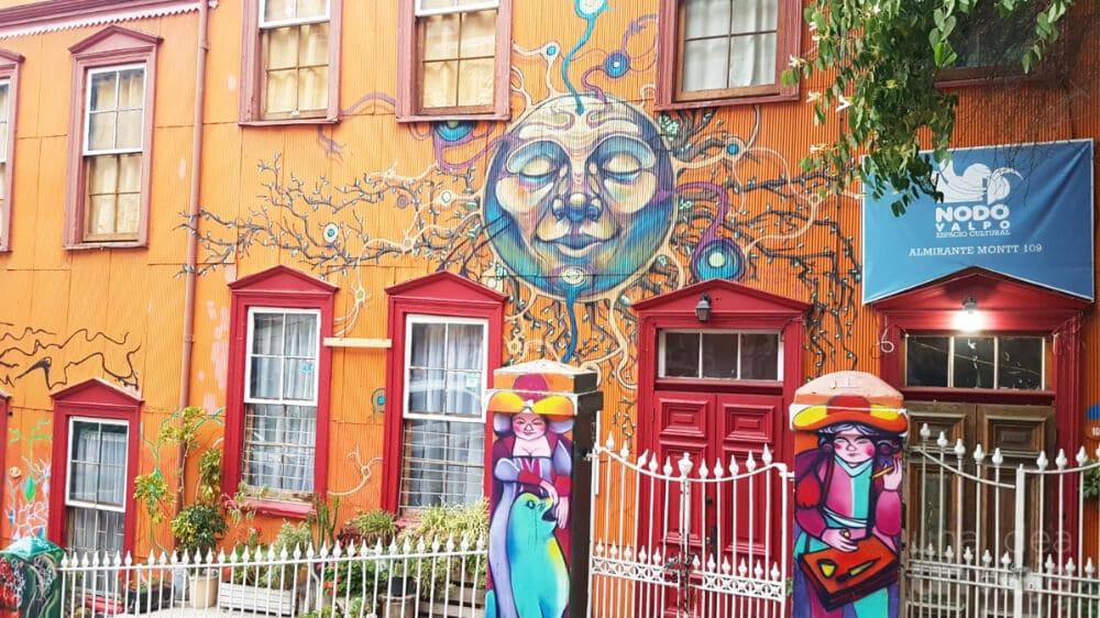 Murales de Valparaíso