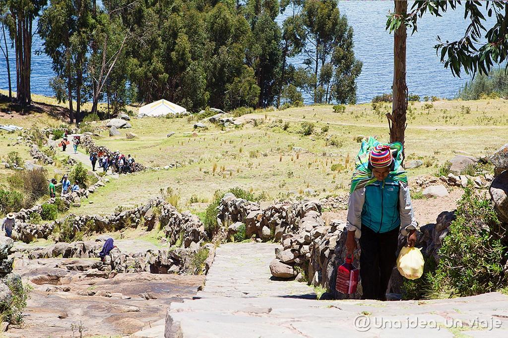 Visitar Puno: Los Uros y Taquiles
