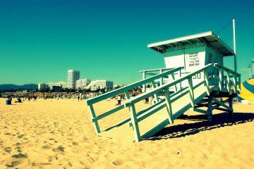 Los Angeles - playa