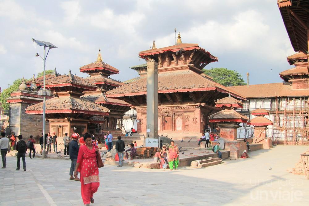 Centro de Kathmandu - Durbar