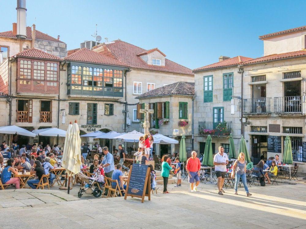 Casco histórico Pontevedra