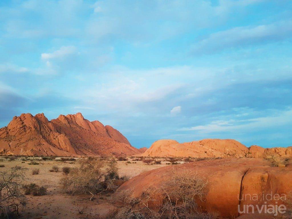 Spitzkoppe - Namibia