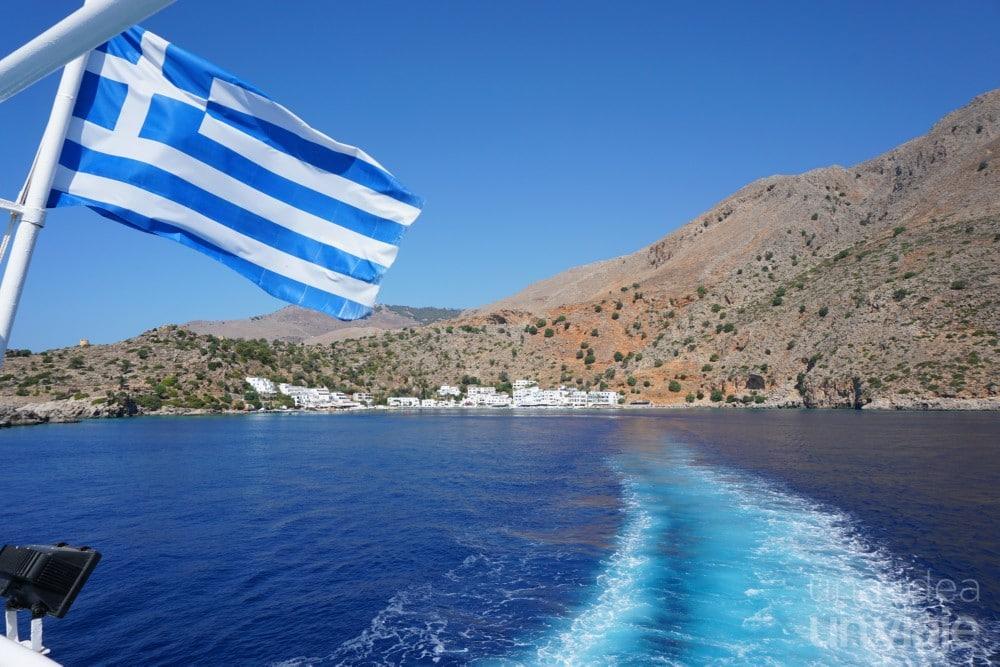 Ferry Grecia