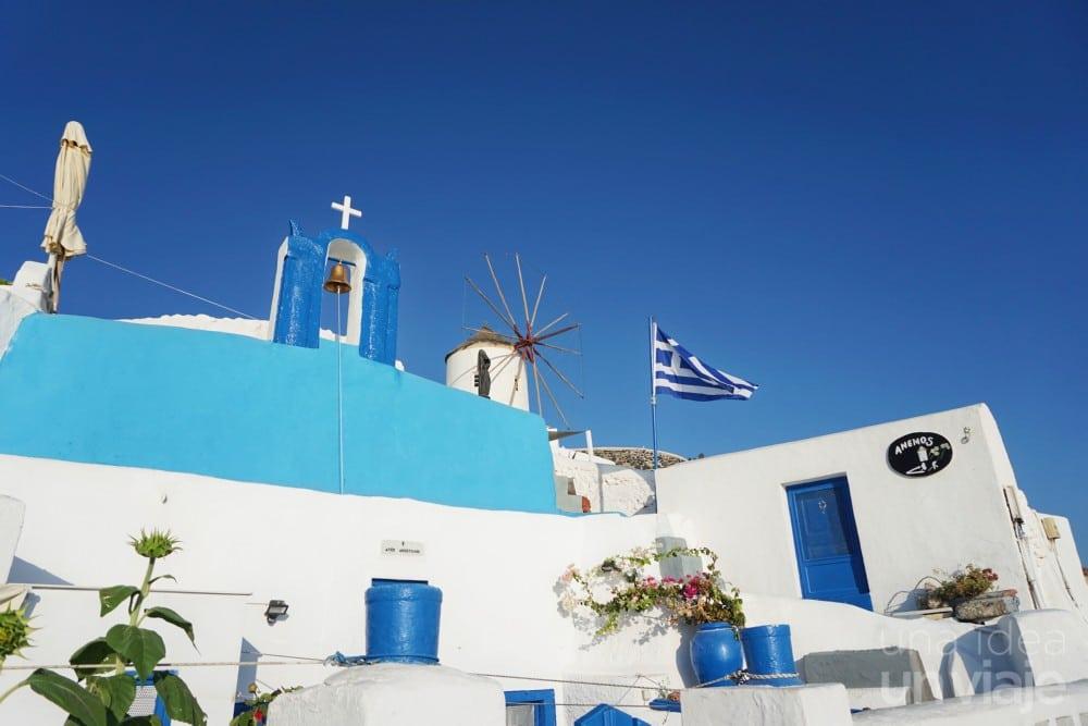 Oía, Santorini