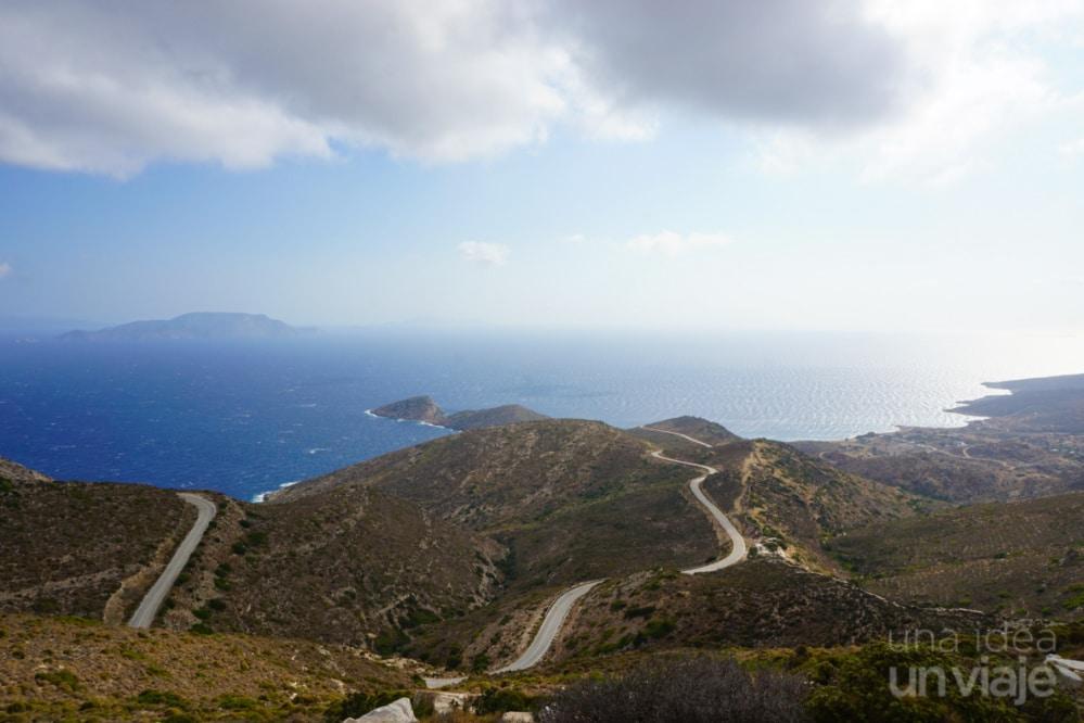 Isla de Ios, Grecia