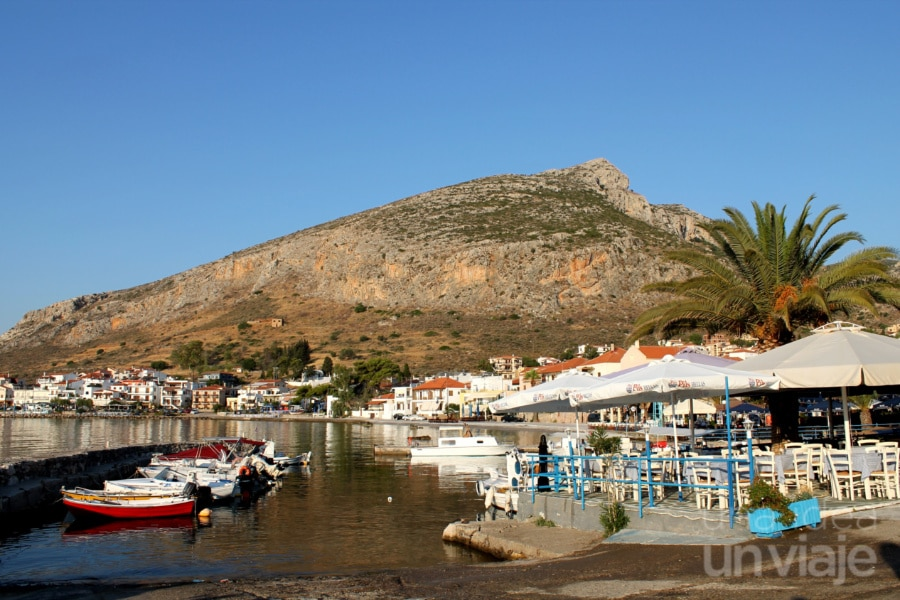 Monemvasia, Peloponeso