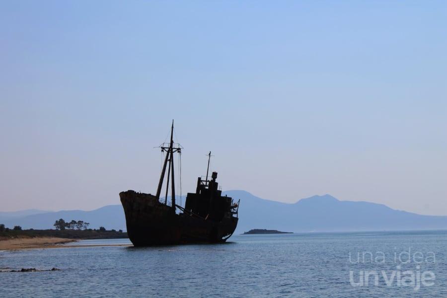 Githio, Peloponeso