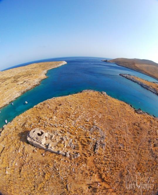 Cabo Tenaron, Templo de Poseidon