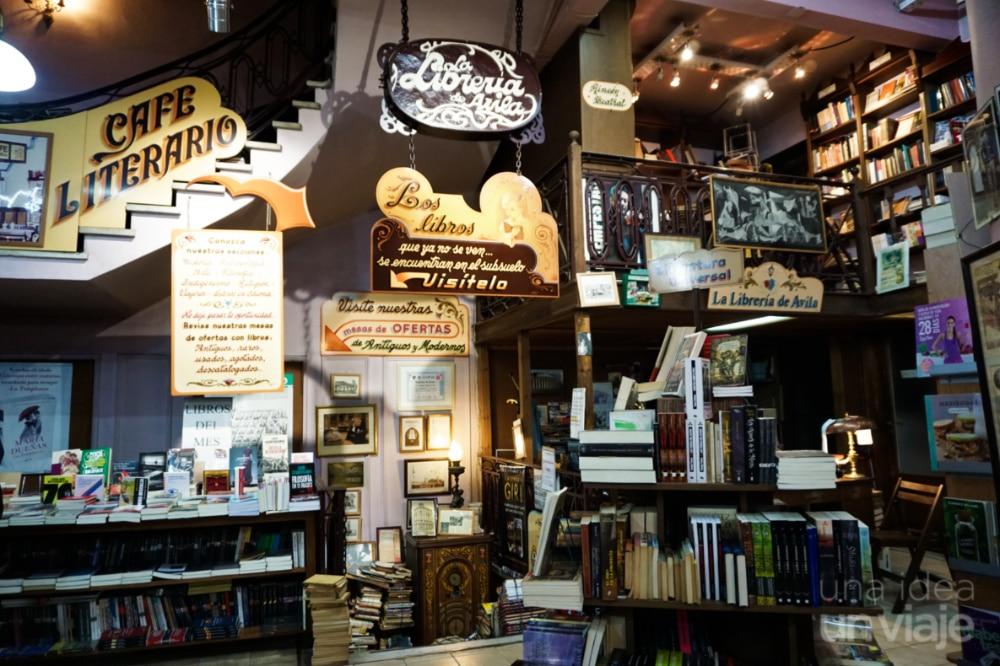Librería Ávila, Buenos Aires