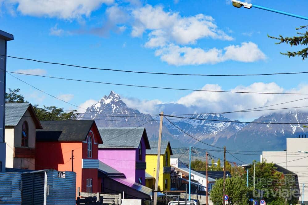 Calles de Ushuaia