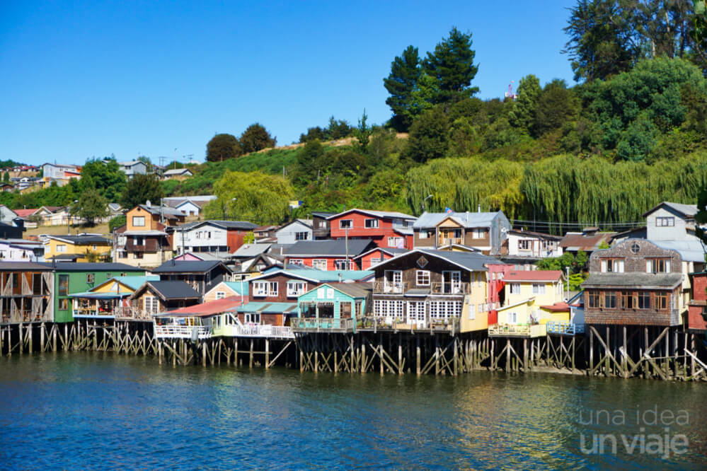Palafitos, Chiloé