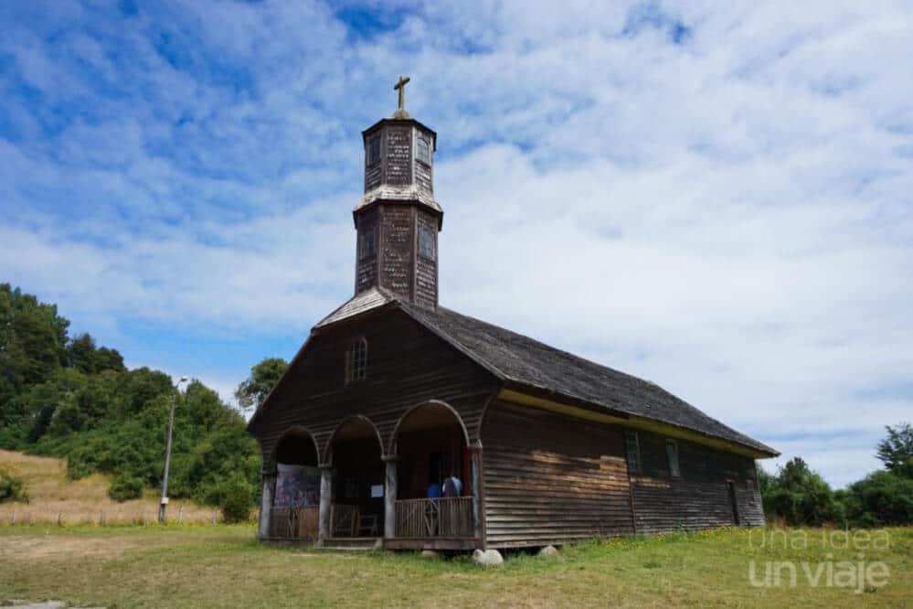 Iglesia de Colo, Chiloé