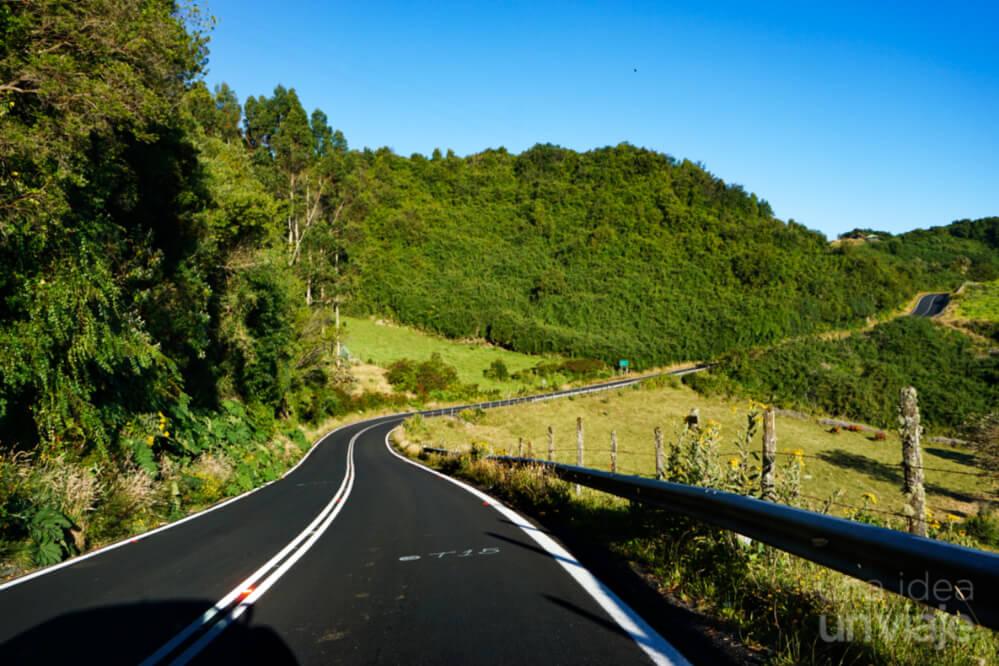 Carreteras de Chiloé