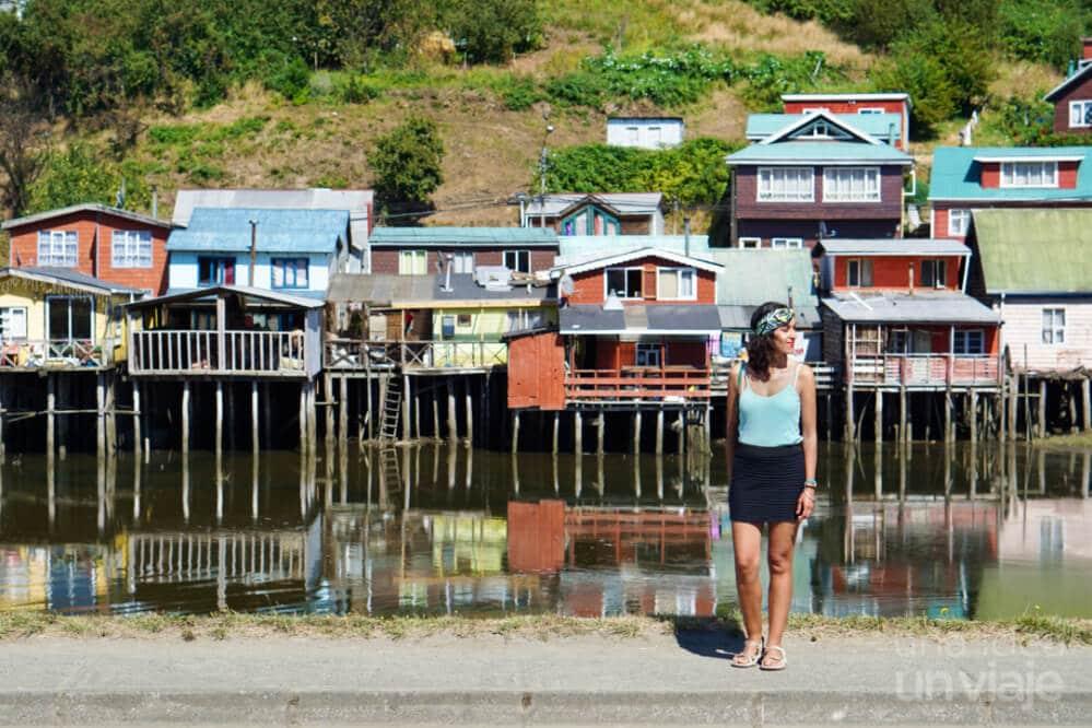 Palafitos Montt, Castro de Chiloé