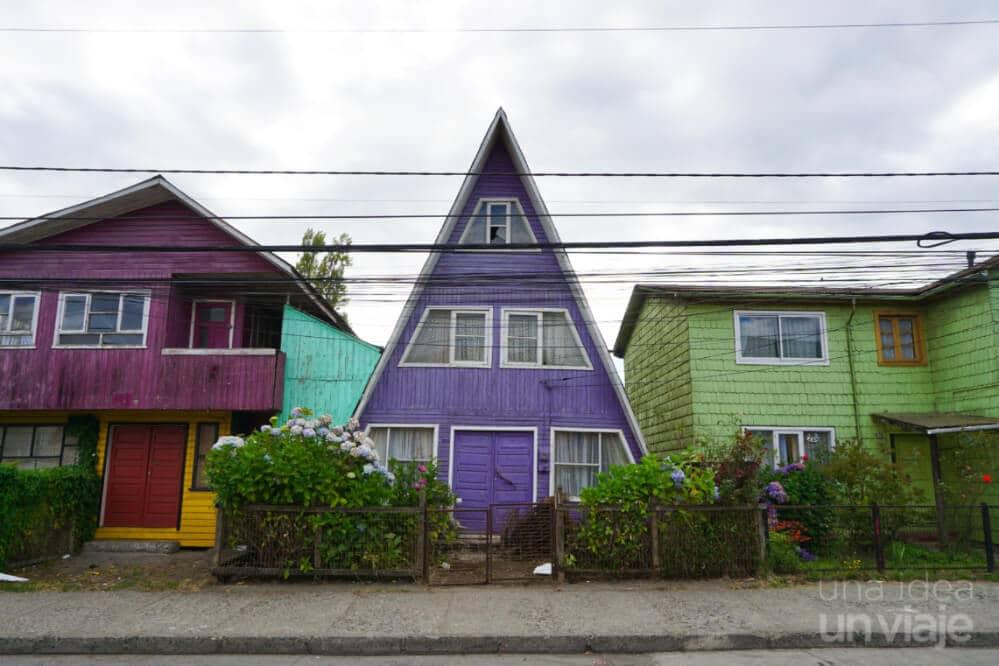 Casas de Chonchi