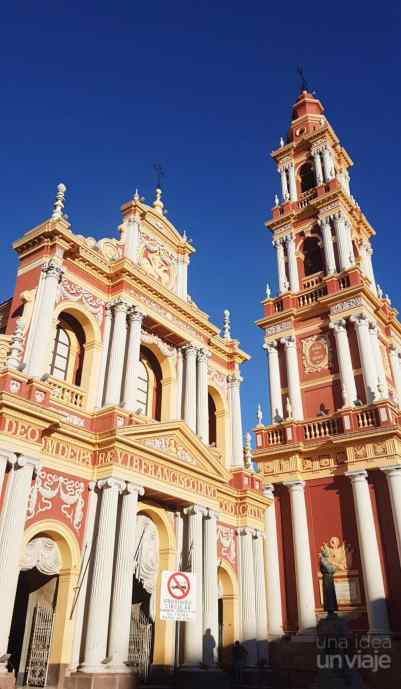 Convento de San Francisco, Salta, Argentina